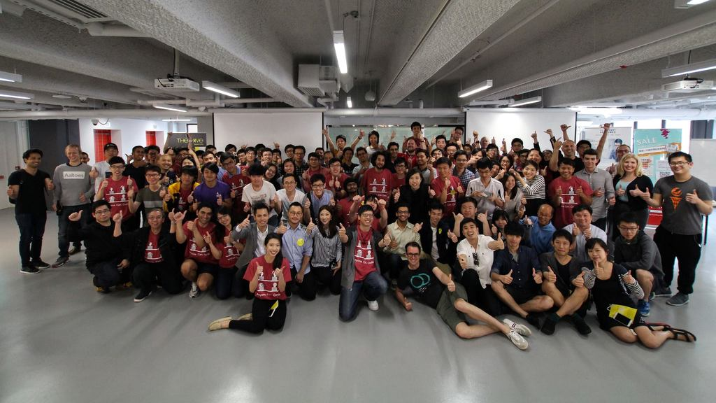 Our designers participated in Angelhack Hong Kong 2016, and took home some trophies